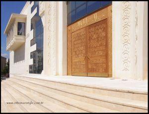 Adıyaman cami Kapısı