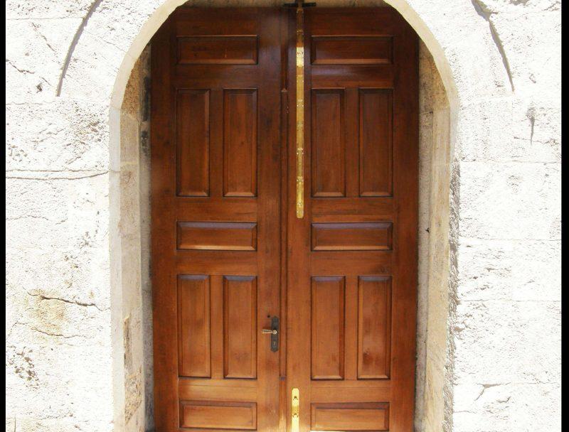 Ağrı cami kapısı Modelleri