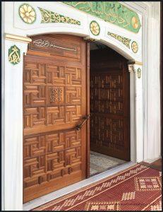 Ahşap Kapı İstanbul