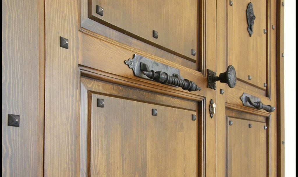Bayburt Cami Kapısı
