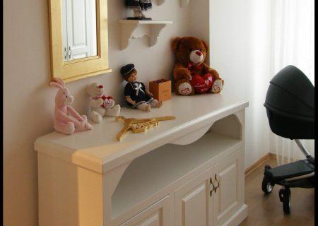 Bebek Odası Şifonyer