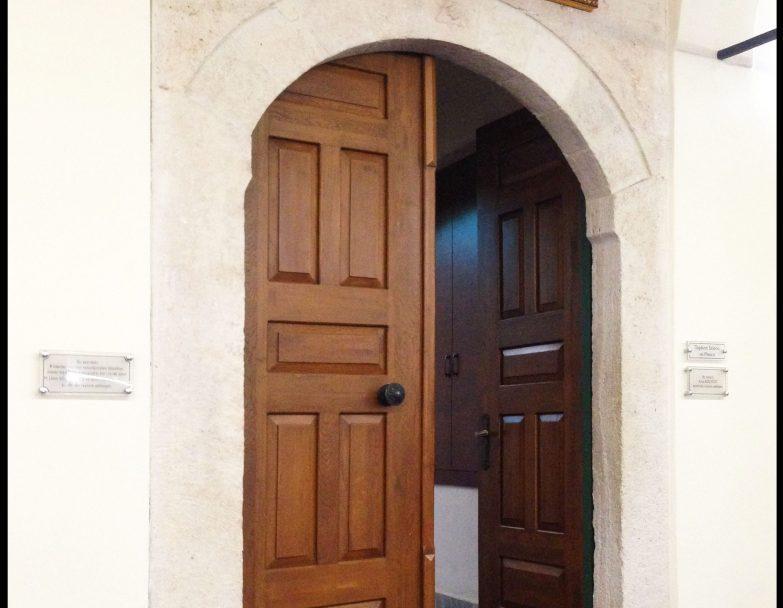 Bolu Cami Kapısı