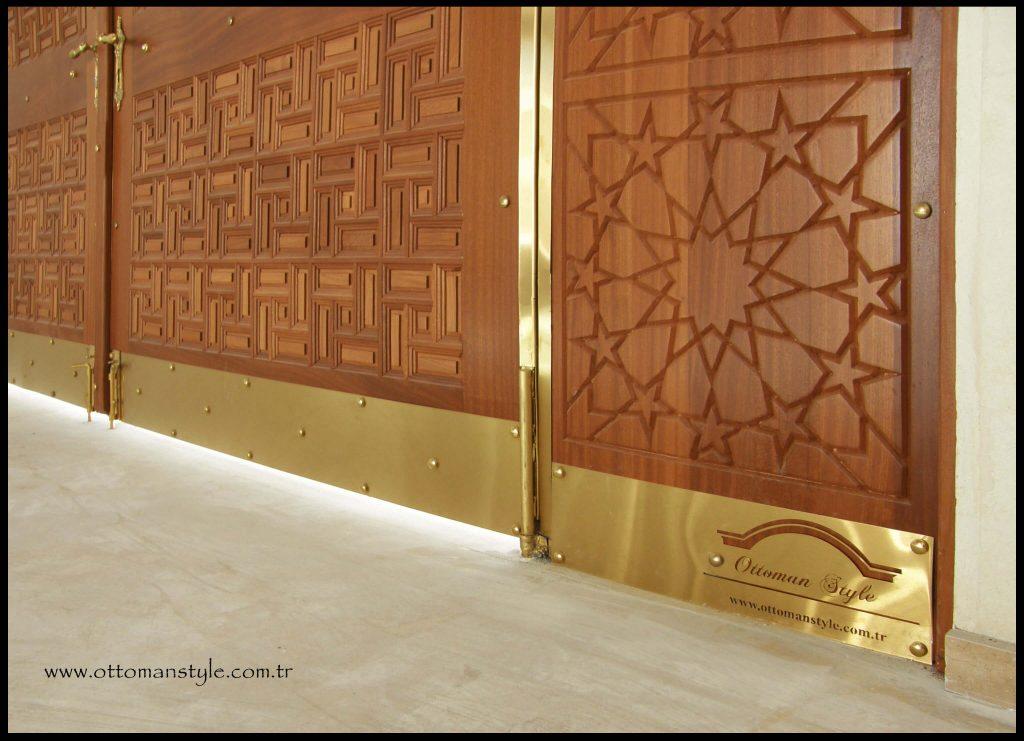 Erzurum Cami kapısı