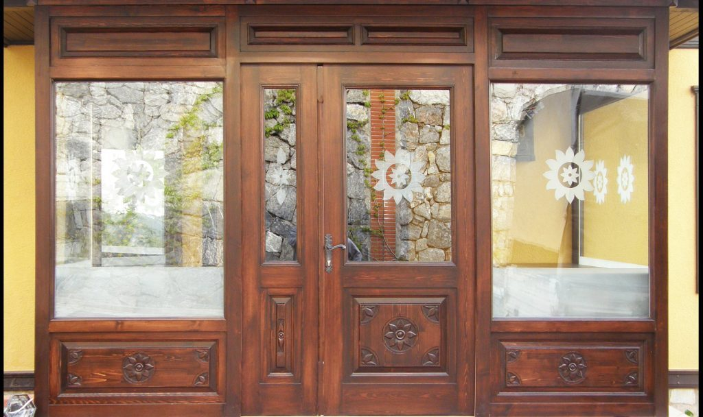Eskişehir Cami Kapısı