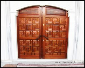 Gaziantep Cami kapısı