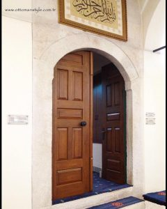 Kündekari Cami Kapısı-3
