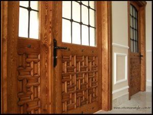 Kündekari Cami Kapısı