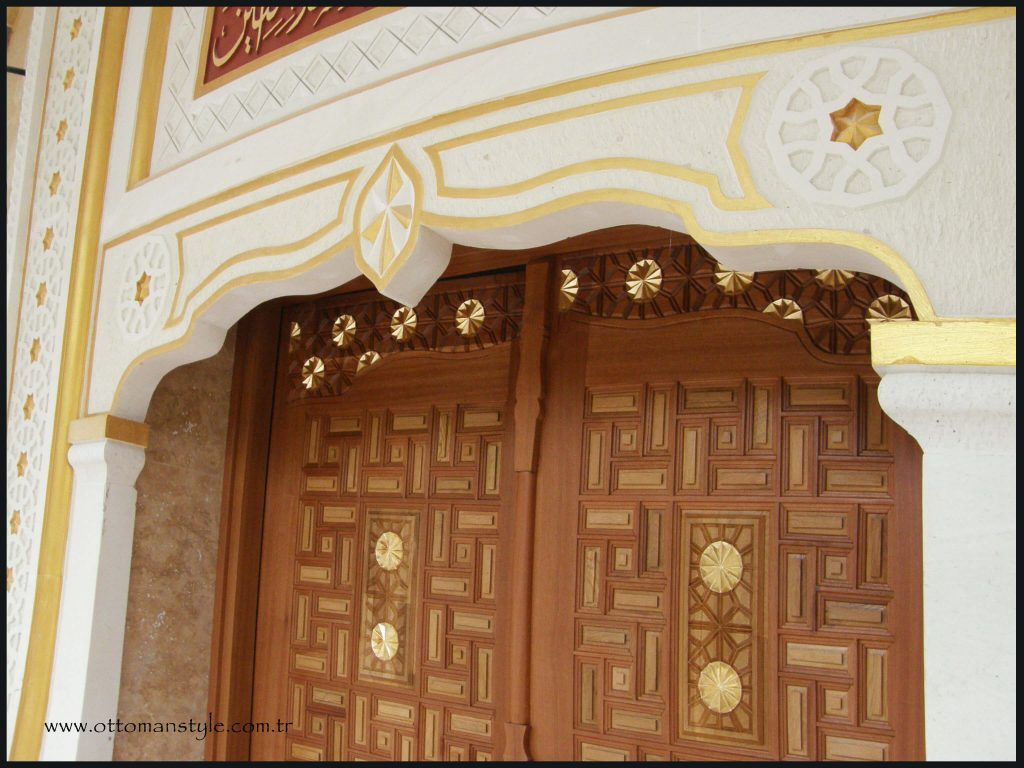 cami kapısı resmi